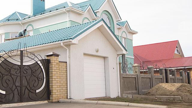 Гаражные ворота в Нефтекамске от компании Праймер